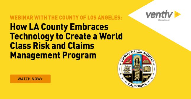 County of LA Webinar