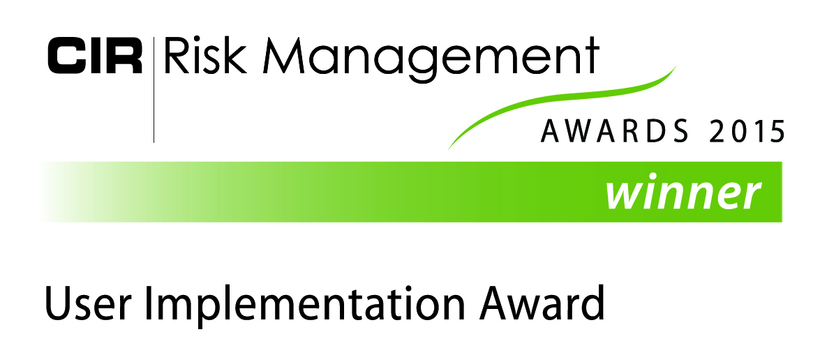 CIR RM Award WINNER User Implementation