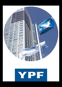 YPF highlight