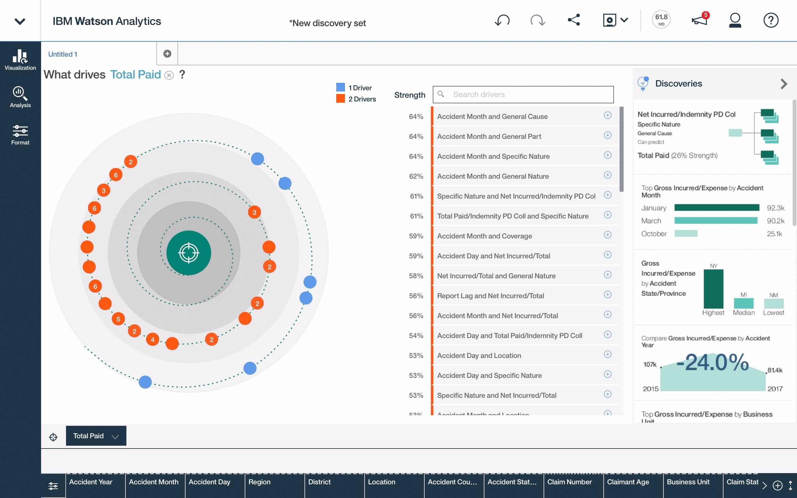 IBM Watson Screen Shot