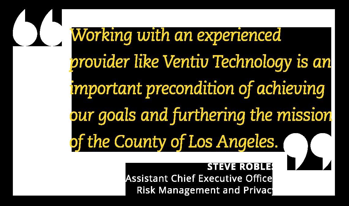 LA County Quote