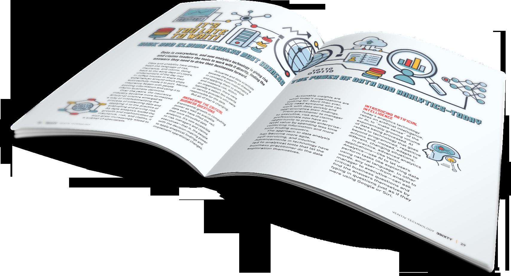 3SIXTYº Magazine - Analytics