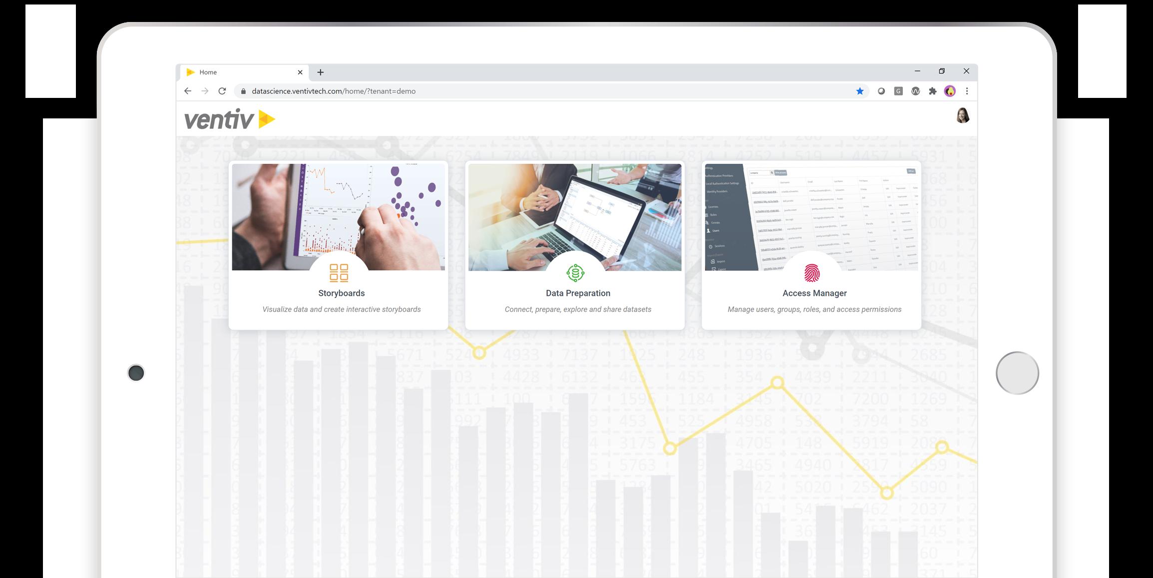 DataScience-Screen-Tablet