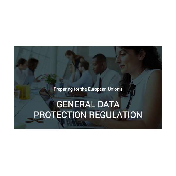 Preparing for the European Union's General Data Protection Regulation