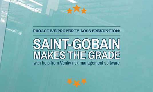See how Saint-Gobain powers their property loss prevention and risk grading process