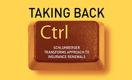 Schlumberger transforms approach to insurance renewals