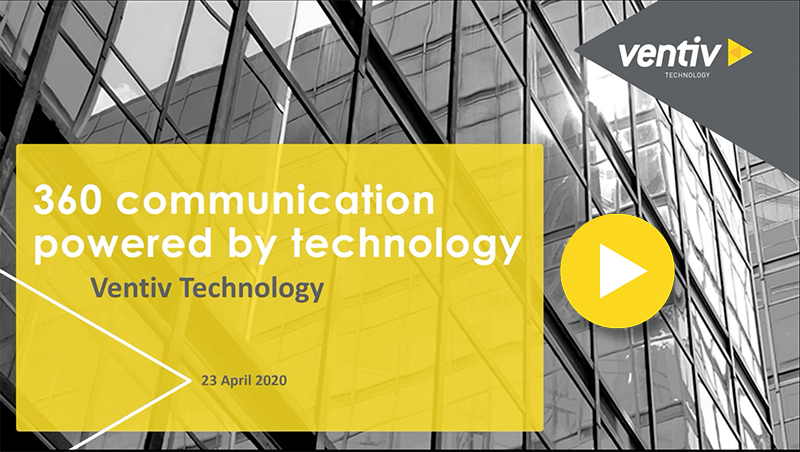 360 Communication Powered by Technology